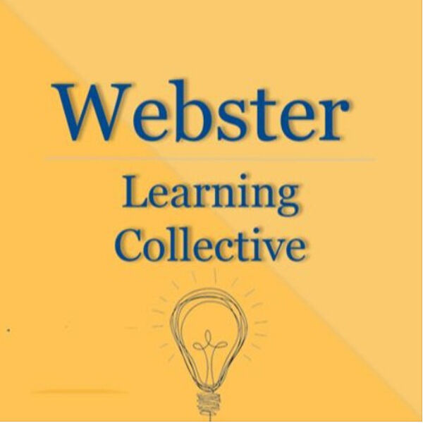The Webster Learning Collective Podcast Artwork Image