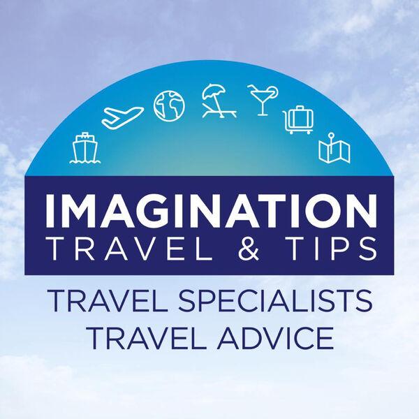 Imagination Travel & Tips Podcast Artwork Image