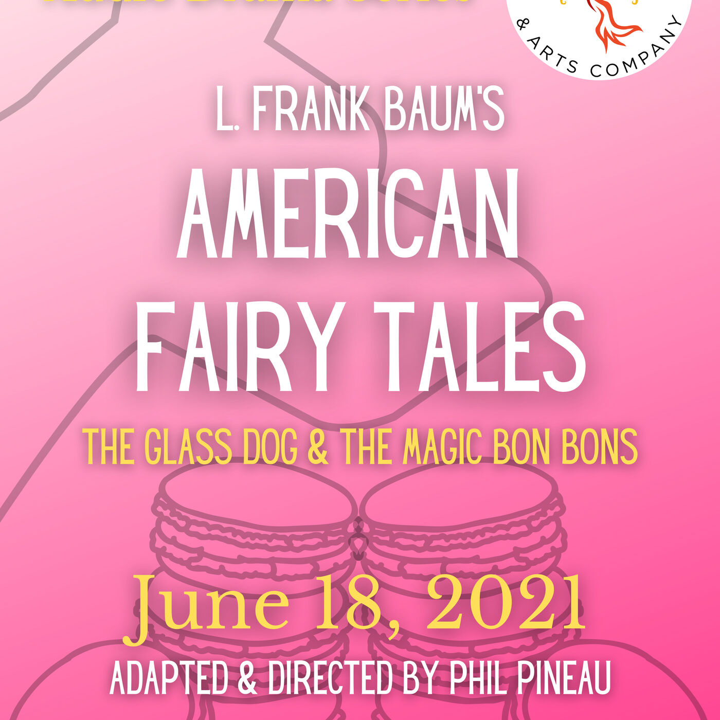 American Fairy Tales : Part 1