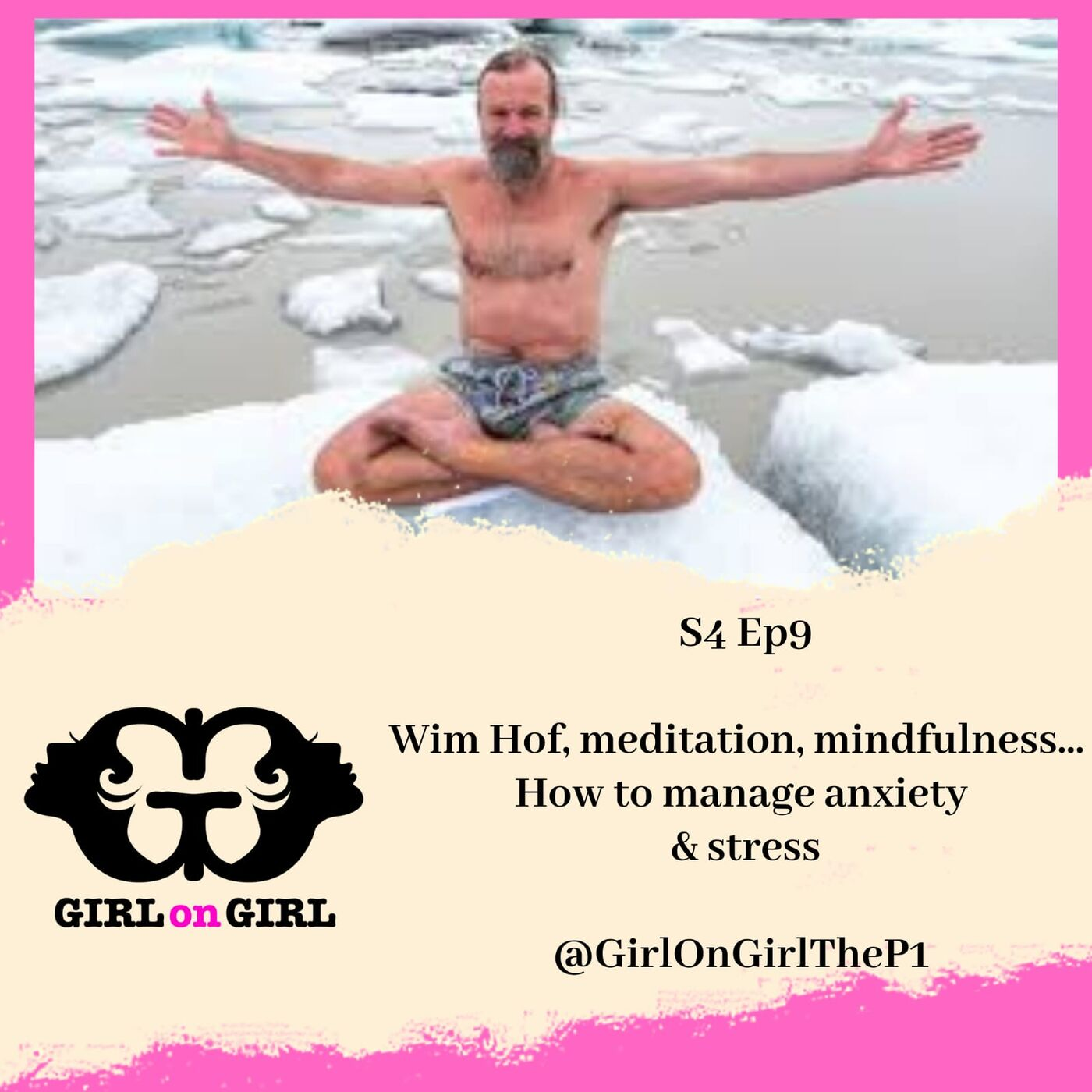 S4 Ep9: Wim Hoff, Mindfulness, Meditation... How to manage anxiety & stress