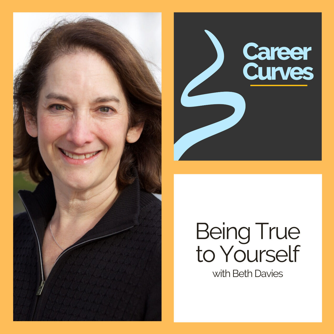 Being True to Yourself with Beth Davies