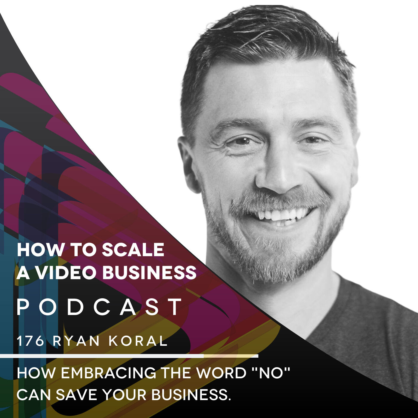 "How embracing the word ""NO"" can save your business. EP #176 - Ryan Koral"