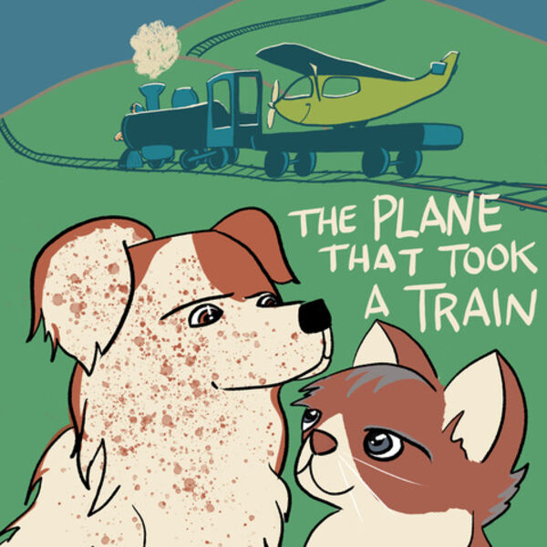 The Plane That Took A Train Podcast Artwork Image