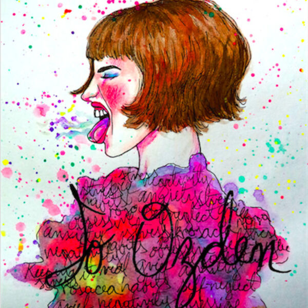 Rosacea Freedom Talks - Jo Ozden Podcast Artwork Image
