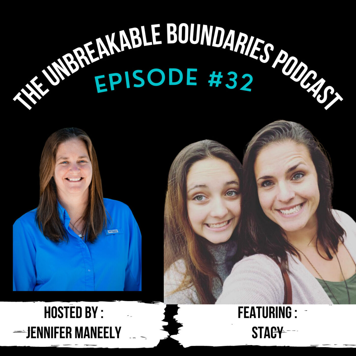 #32 Stacy shares with us the wild ride she put her family through