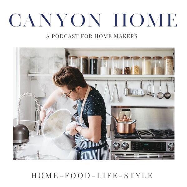 Canyon Home Podcast Artwork Image