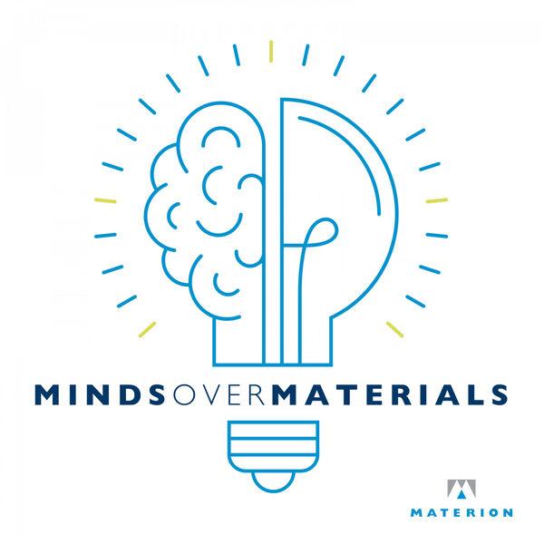Minds Over Materials Podcast Artwork Image