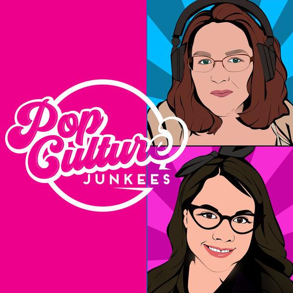 Pop Culture Junkees  Podcast Artwork Image