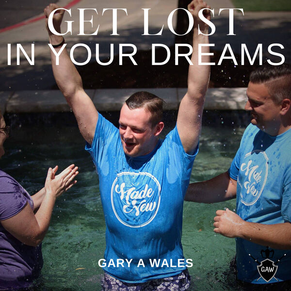 Get Lost In Your Dreams Podcast Artwork Image
