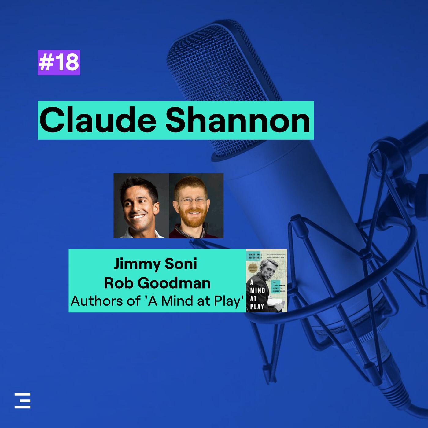 18. Claude Shannon
