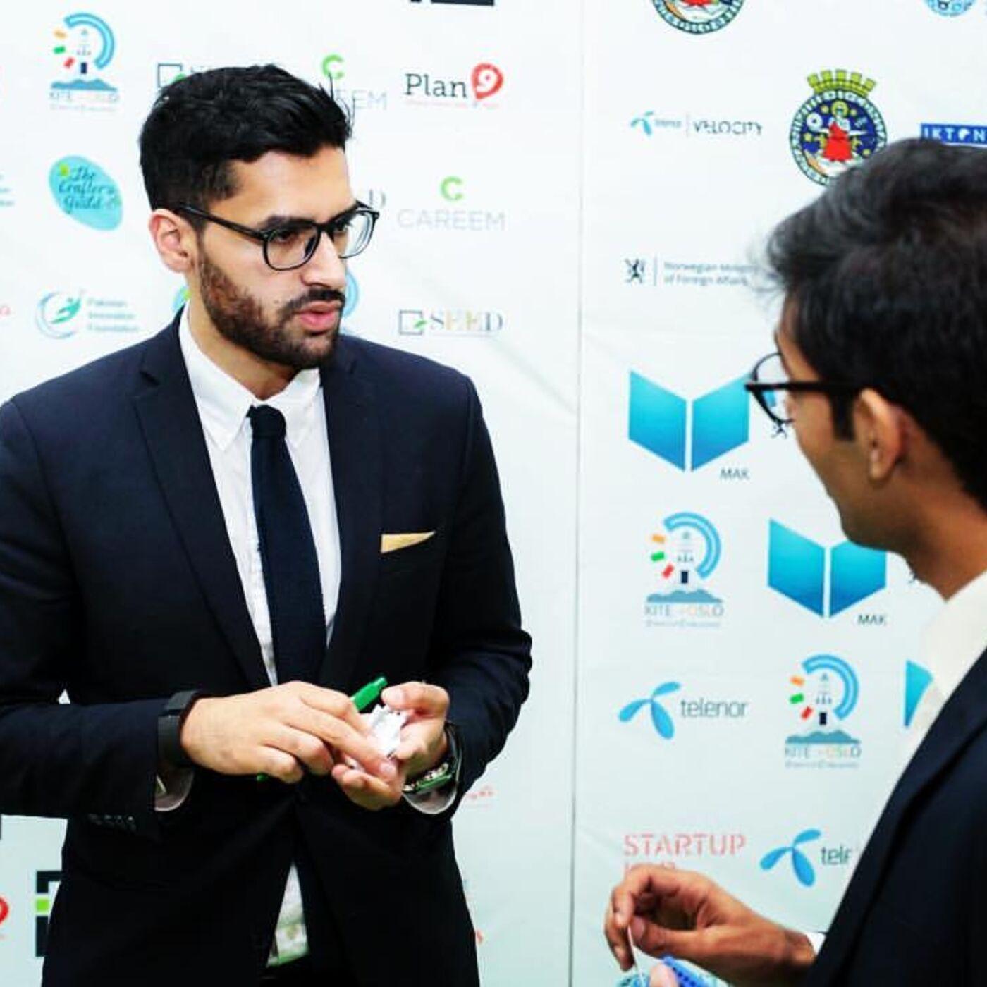Javad Mushtaq og Rehan Safdar - Innovasjon, mangfold og inkludering