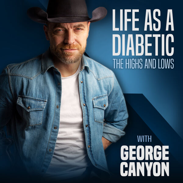 LIFE AS A DIABETIC - THE HIGHS AND LOWS Podcast Artwork Image