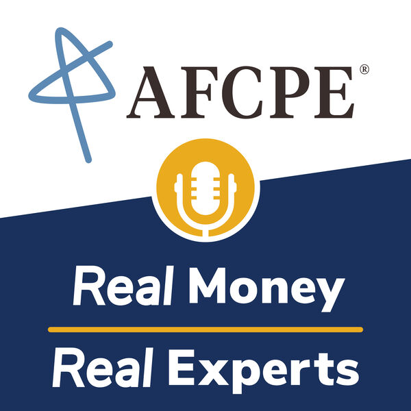 Real Money, Real Experts  Podcast Artwork Image