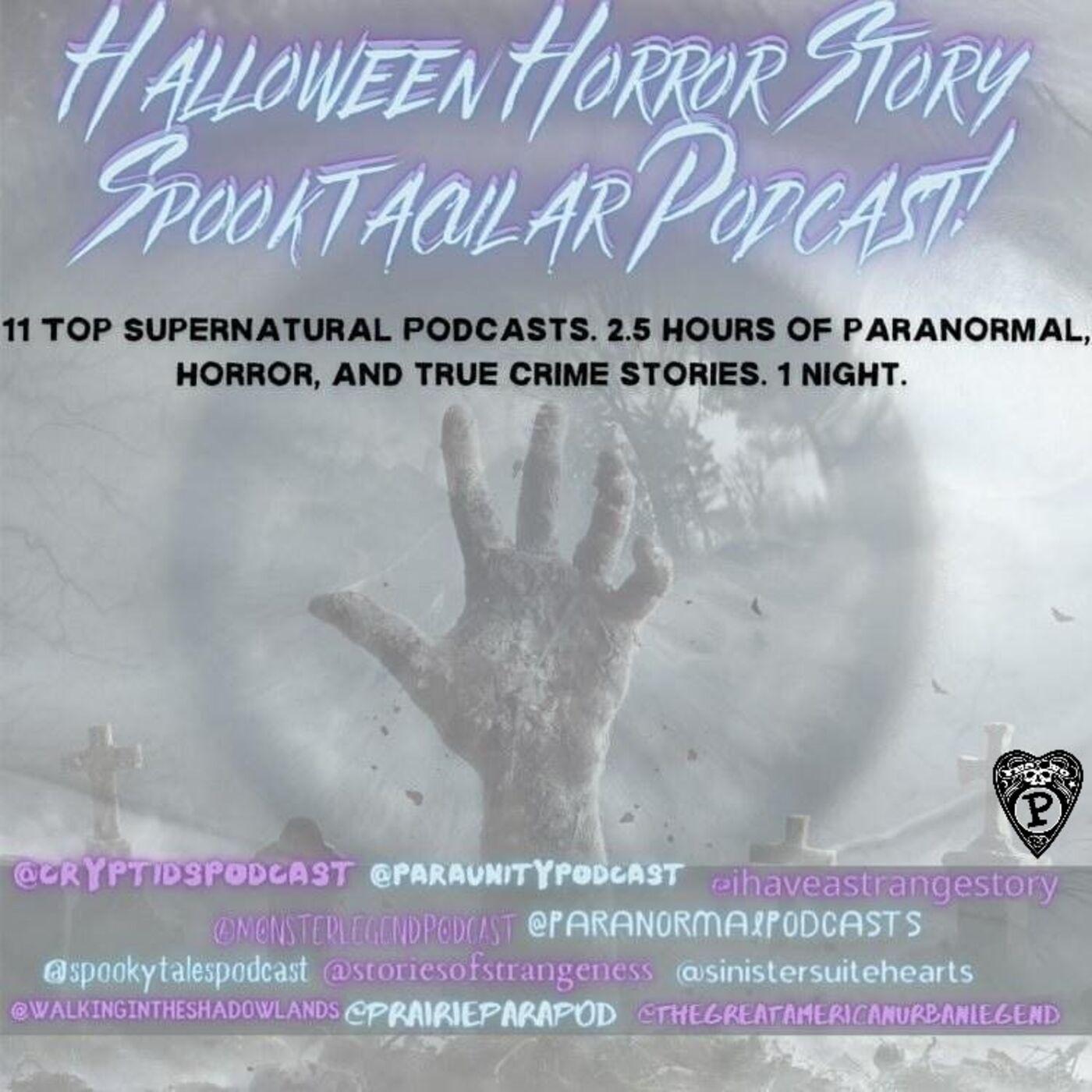 Episode 37 Halloween Horror Stories