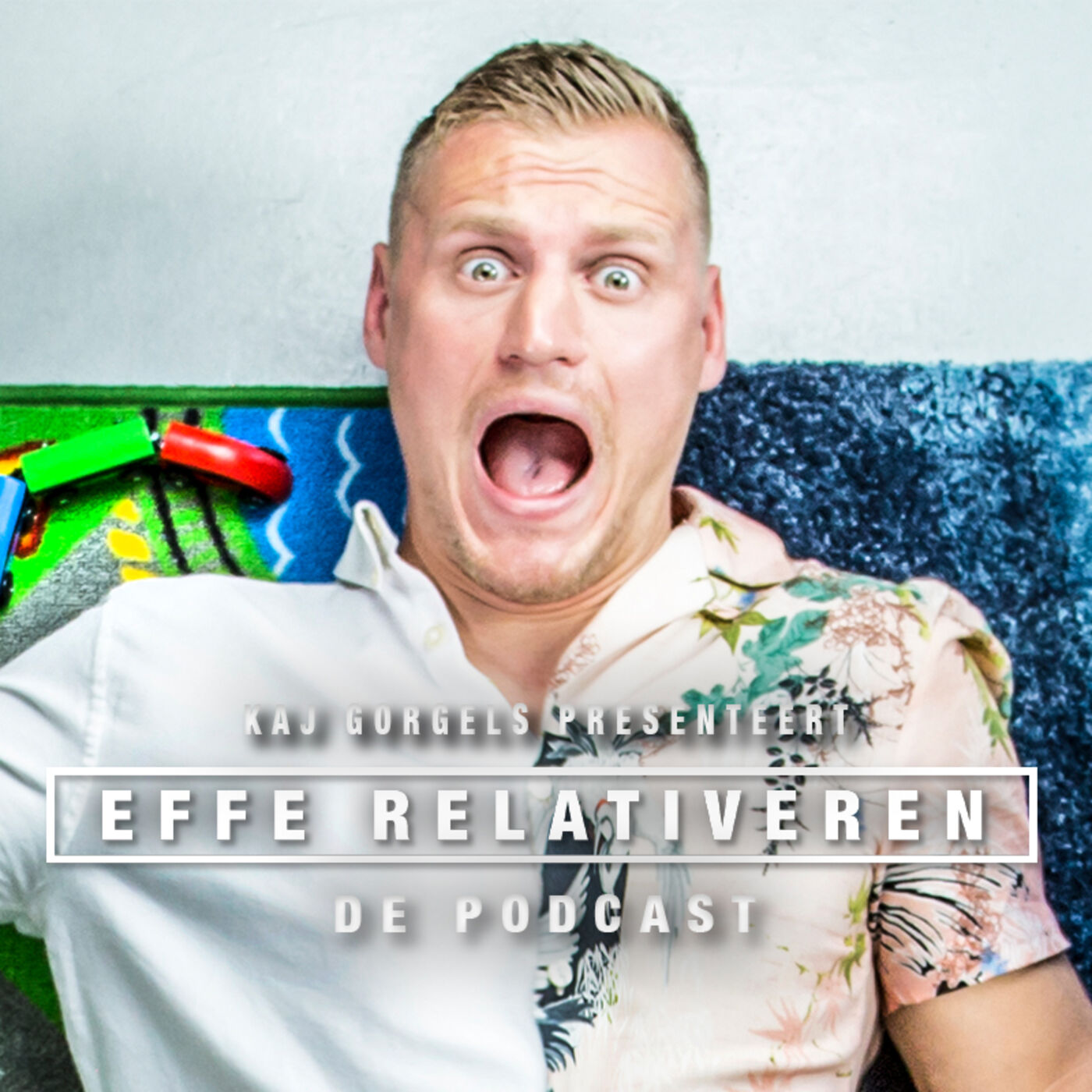 EFFE RELATIVEREN de podcast logo