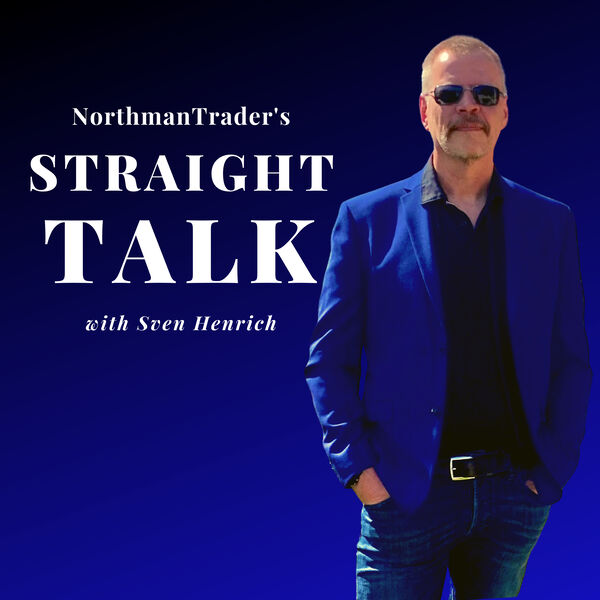 Straight Talk with Sven Henrich Podcast Artwork Image