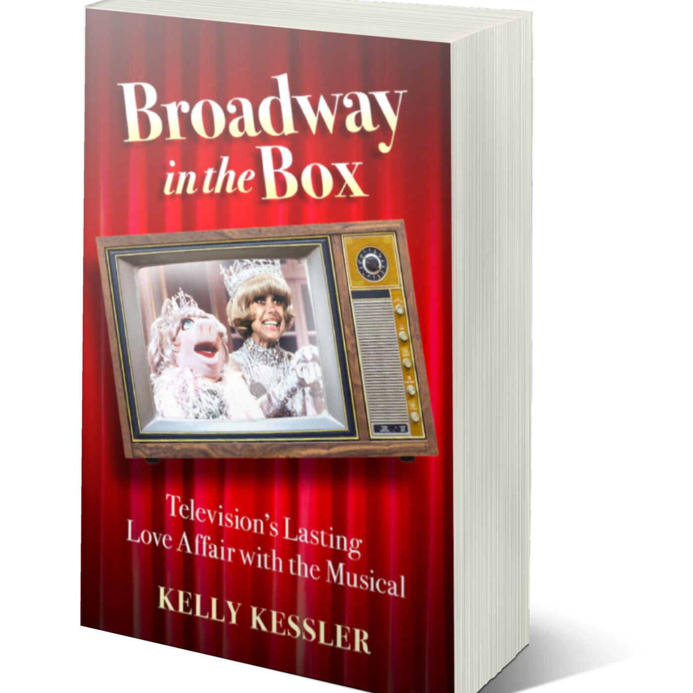 Broadway in the Box with Kelly Kessler