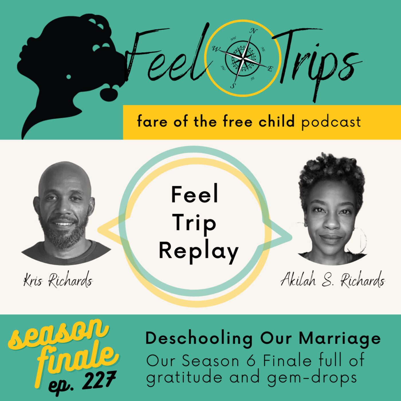 Ep 227: Feel Trip Replay   Deschooling Our Marriage