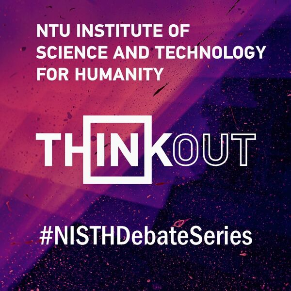 NISTH Think Out: Debate Series Podcast Artwork Image