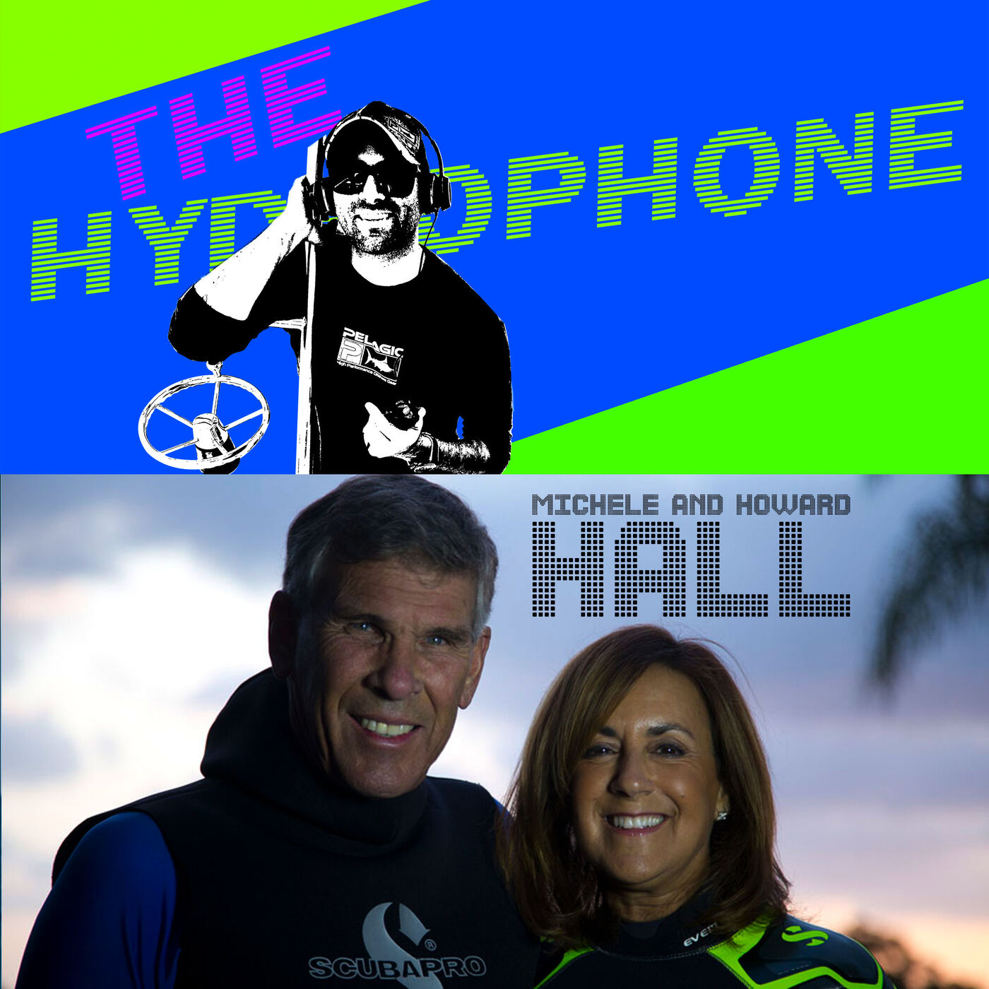 Michele & Howard Hall