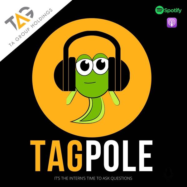 TAGPOLE Podcast Artwork Image
