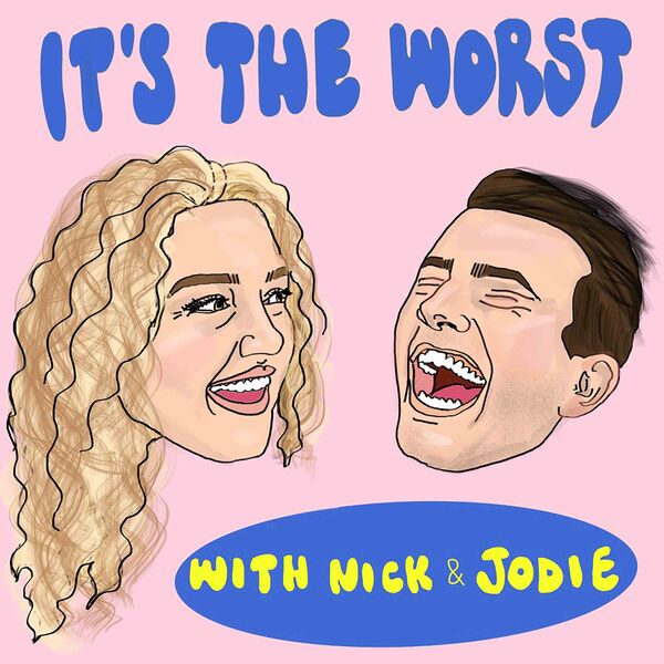 It's The Worst Podcast Artwork Image