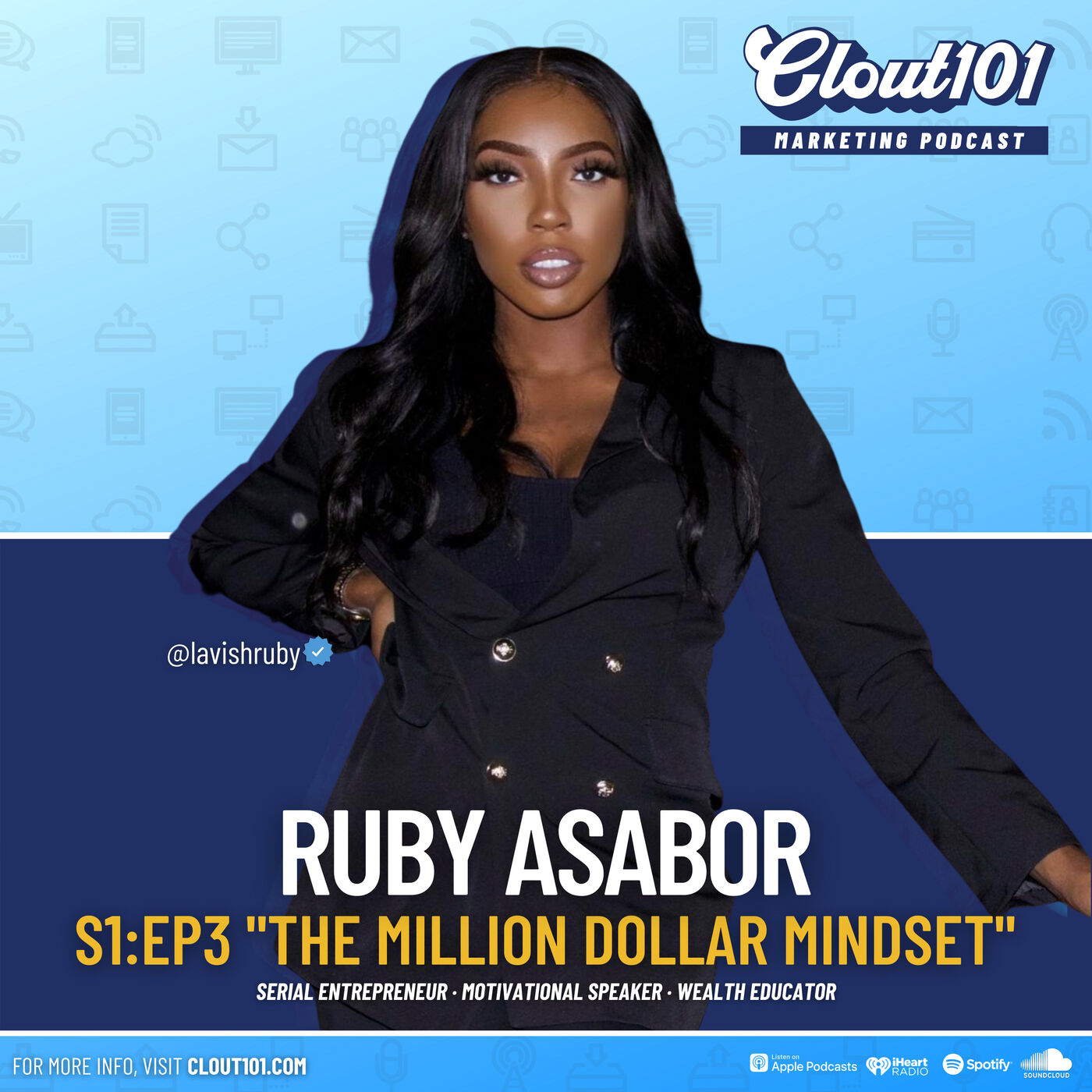 3: Ruby Asabor on Leveraging Kajabi, YouTube + Making 7-Figures During COVID