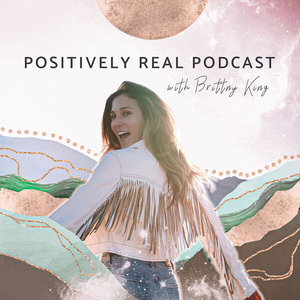Positively Real Podcast Podcast Artwork Image