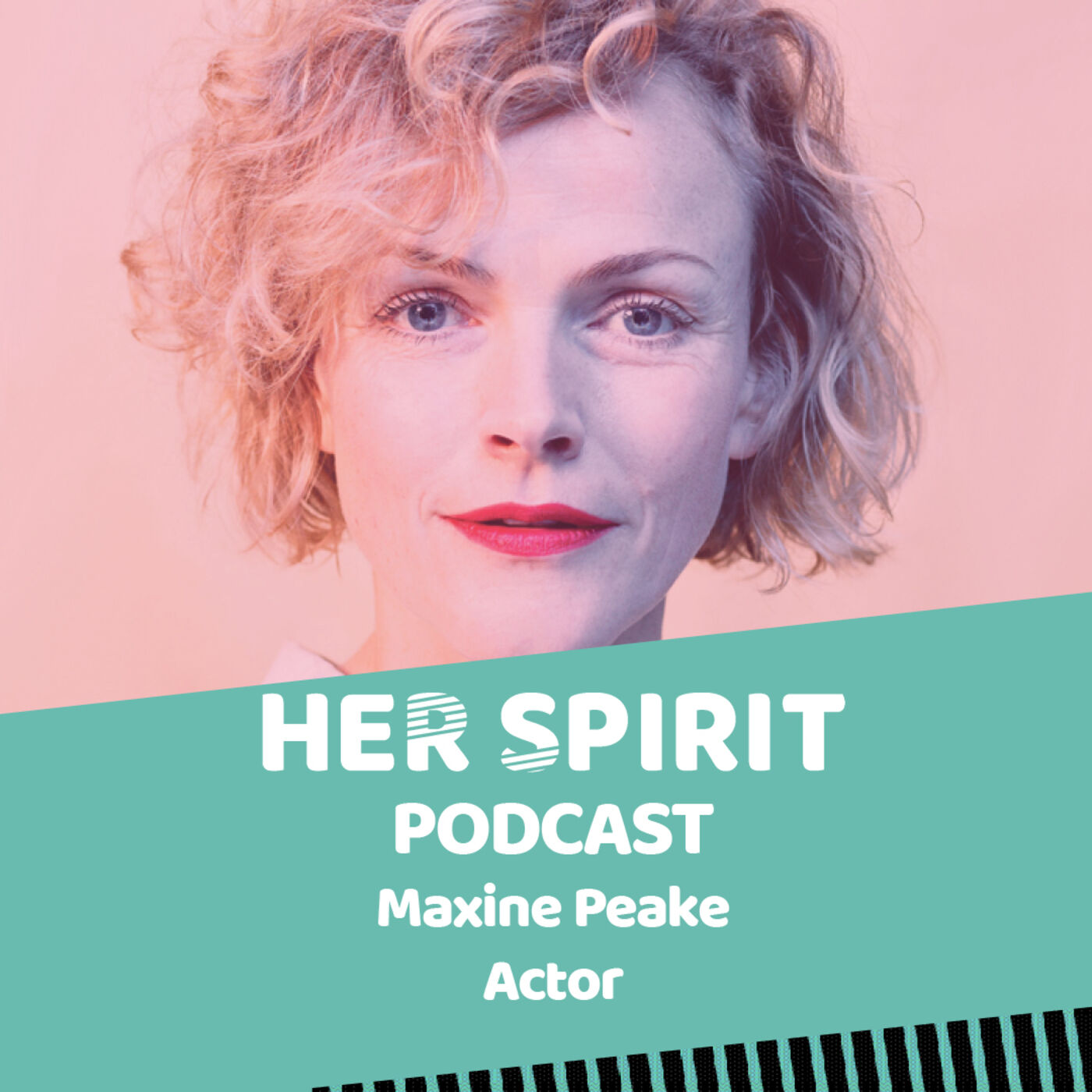 Actor Maxine Peake talks to Annie and Louise about her life as an actor, love of cycling and passion for life and people