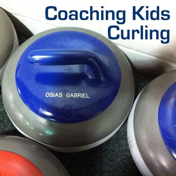 Coaching Kids Curling Podcast Artwork Image