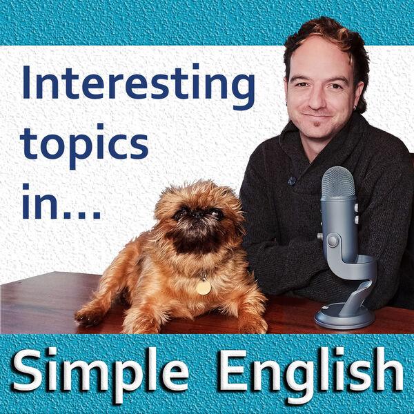 Simple English Listening Podcast Artwork Image
