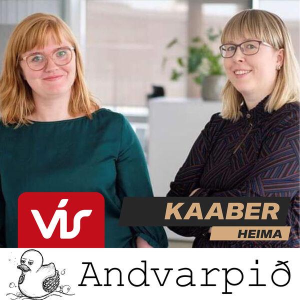 Andvarpið - hlaðvarp foreldra Podcast Artwork Image