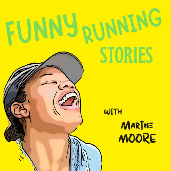 Funny Running Stories Podcast Artwork Image