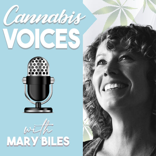Cannabis Voices Podcast Artwork Image