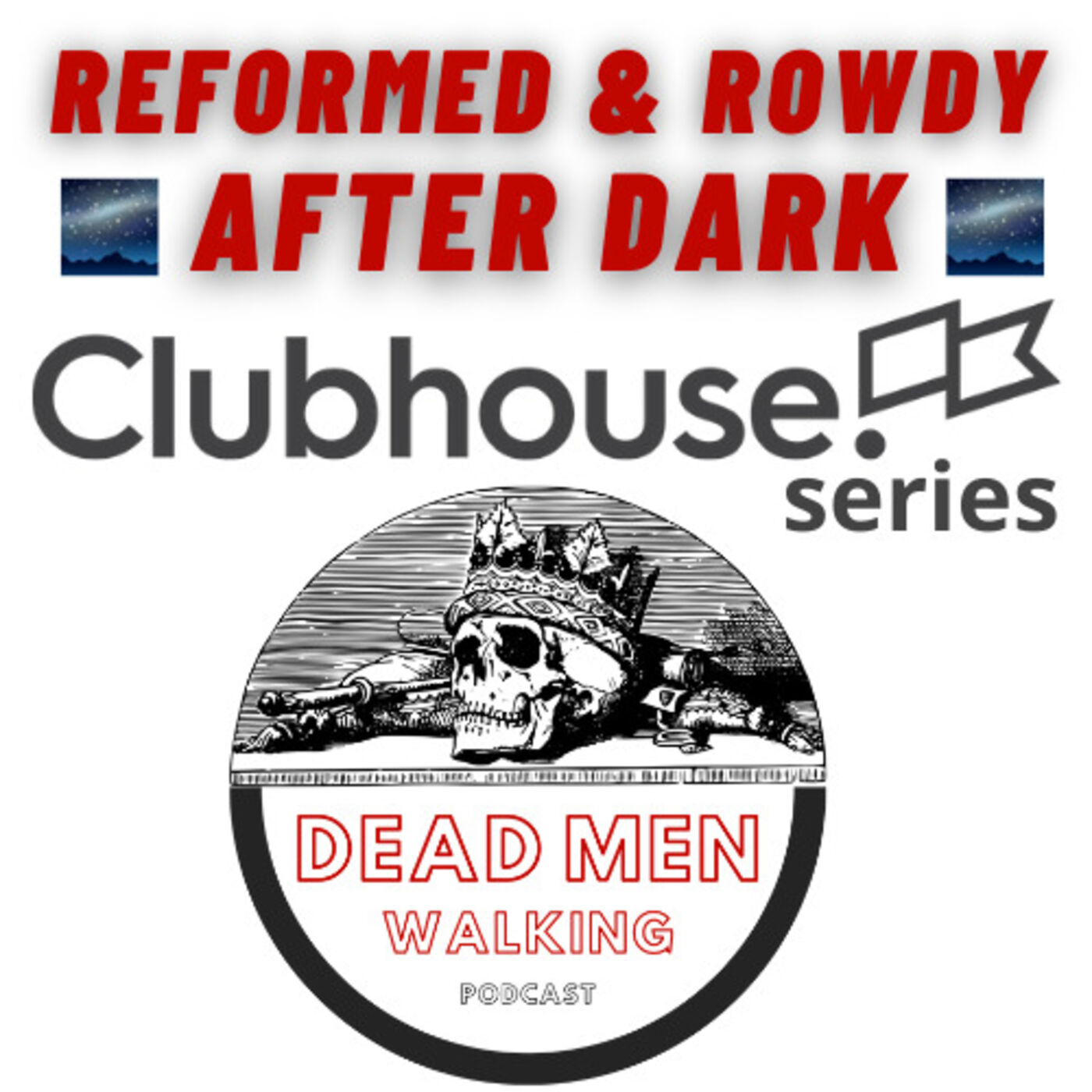 Dead Men Walking Podcast: Clubhouse Series: Favorite Theologians & Questions from an unbeliever