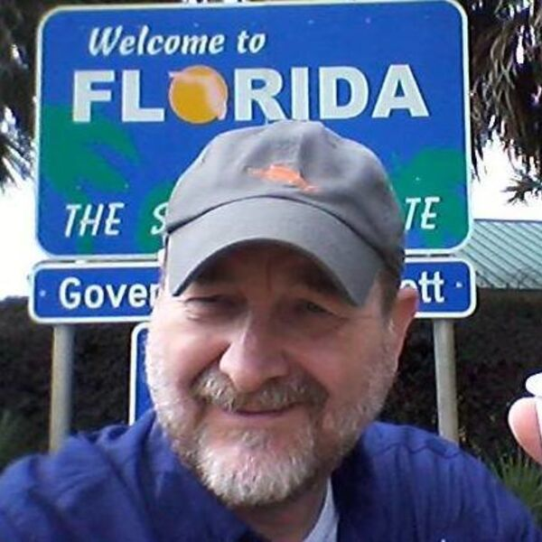 Welcome to Florida Podcast Artwork Image