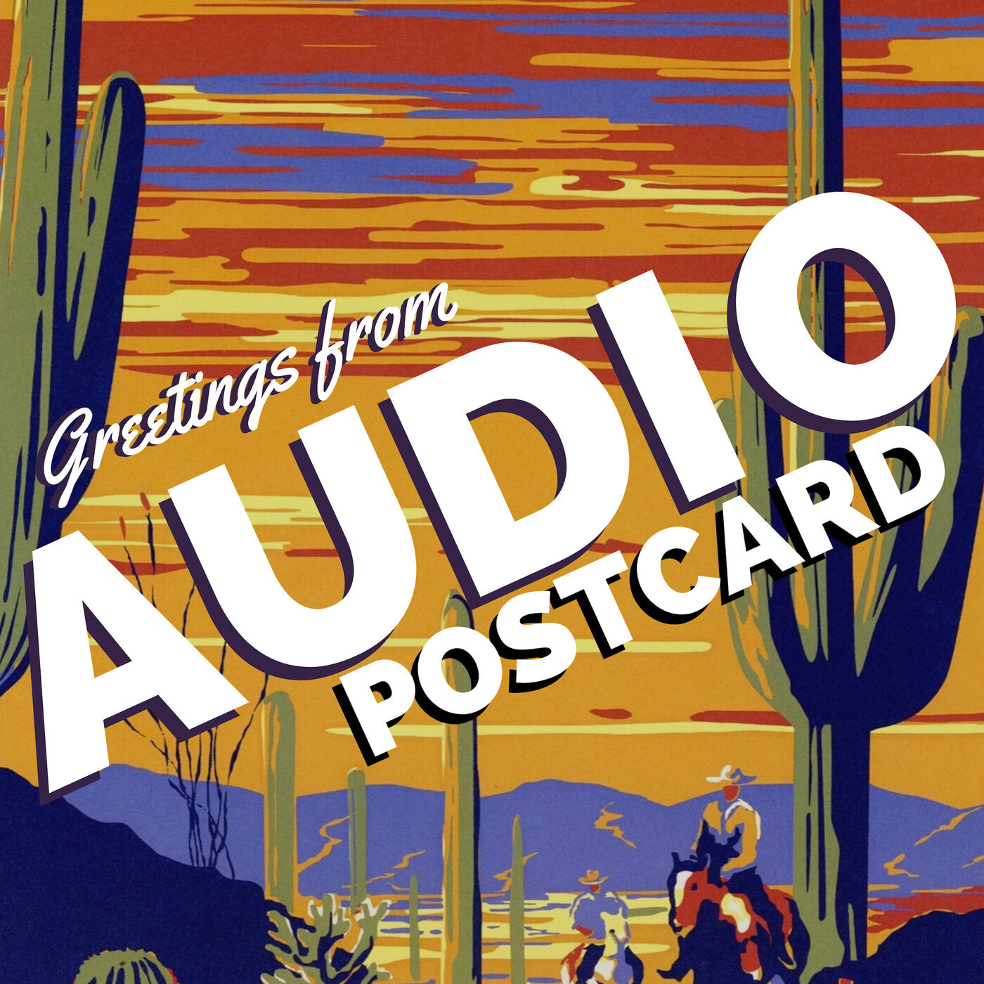 Audio Postcard