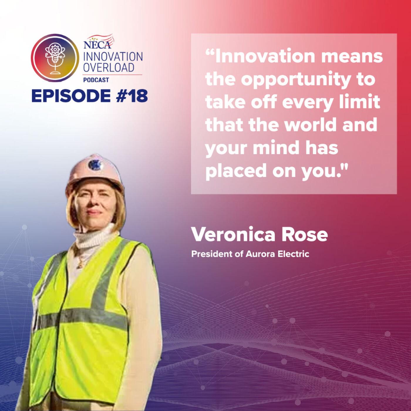 #18 - Veronica Rose