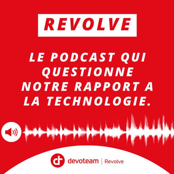 Podcast Revolve Podcast Artwork Image