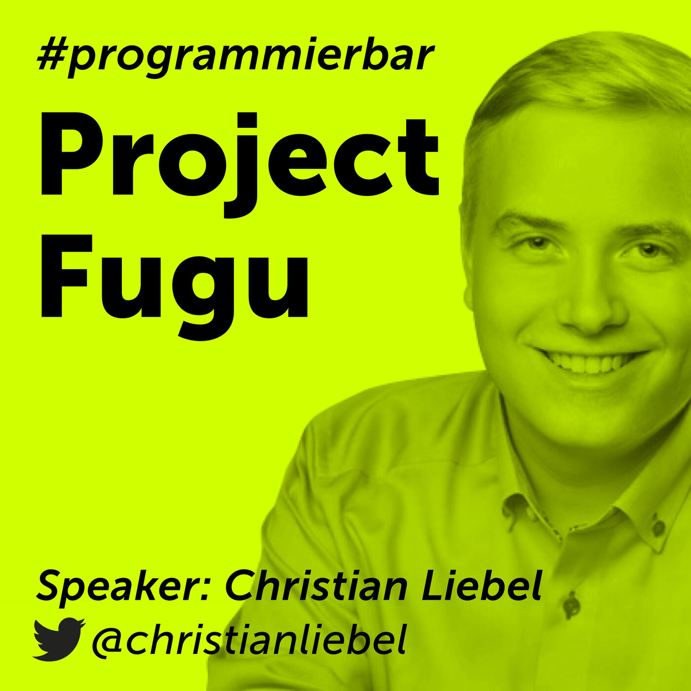 Folge 72 - Project Fugu mit Christian Liebel von Thinktecture