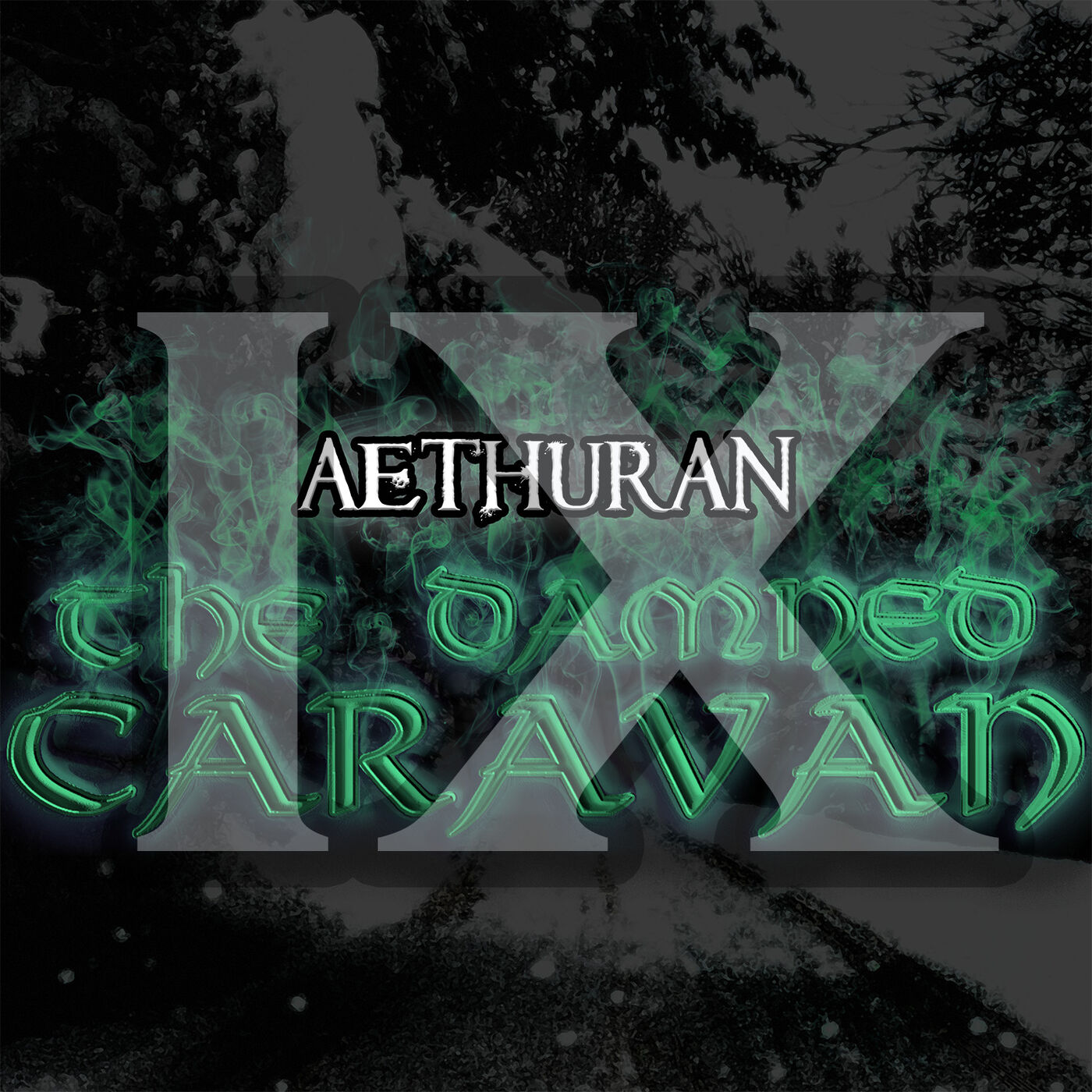 """Aethuran Dark saga - A dark fantasy Audio fiction"" Podcast"
