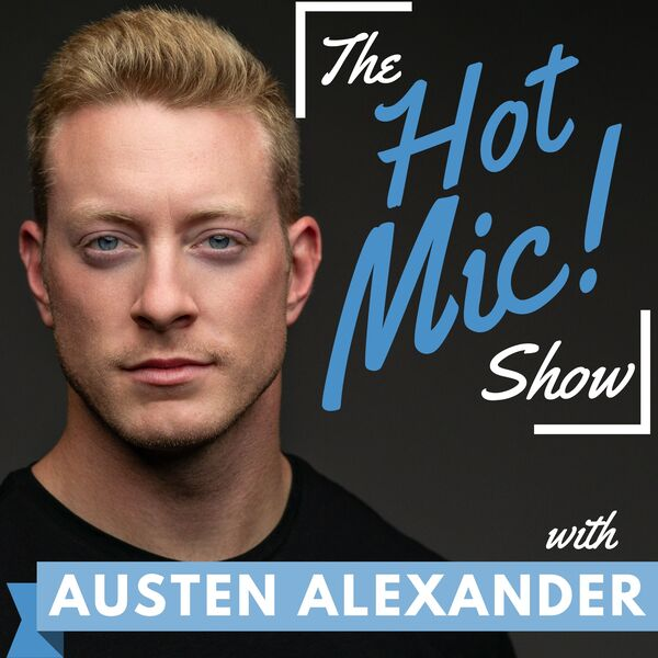 The Hot Mic Show  Podcast Artwork Image