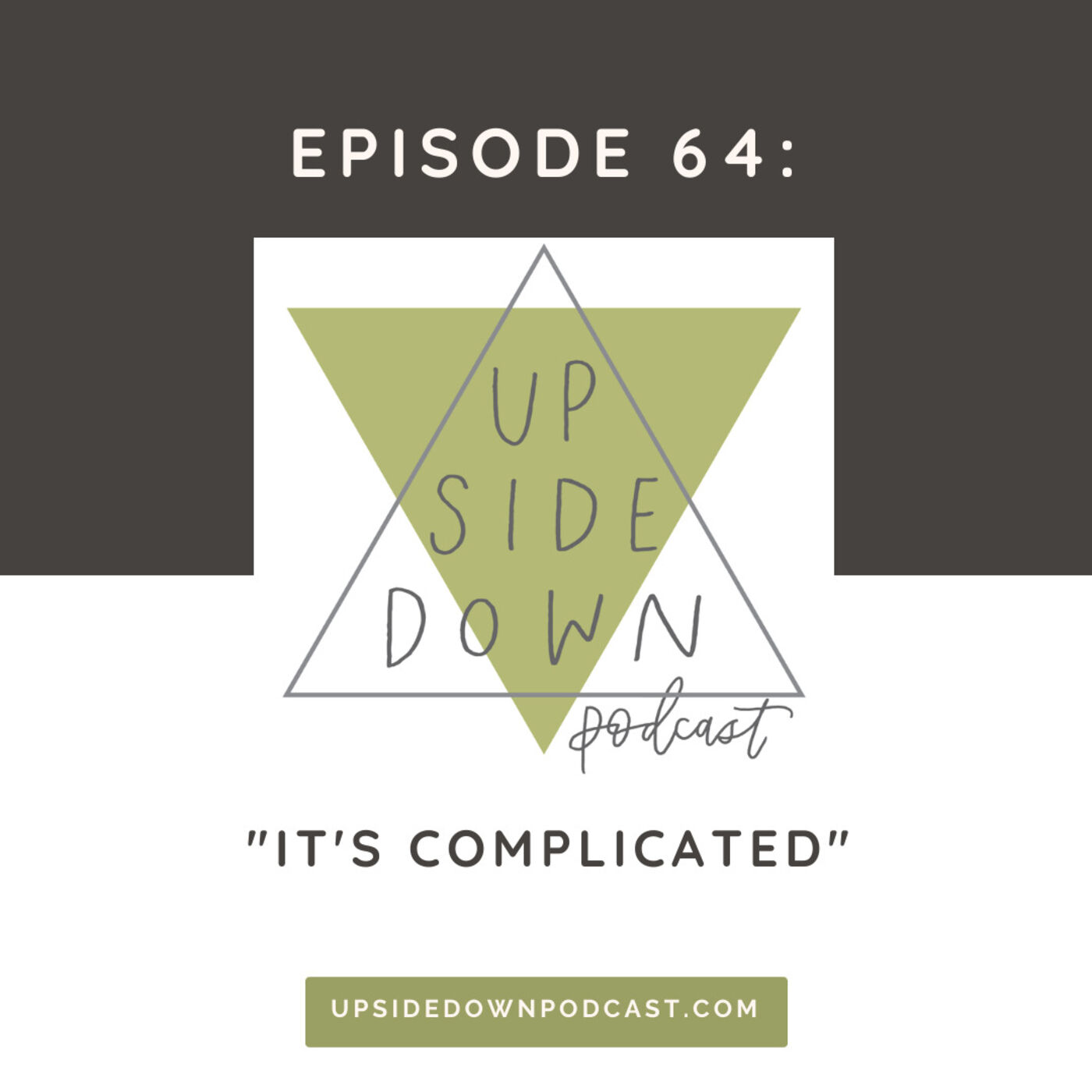 Episode 63 - It's Complicated