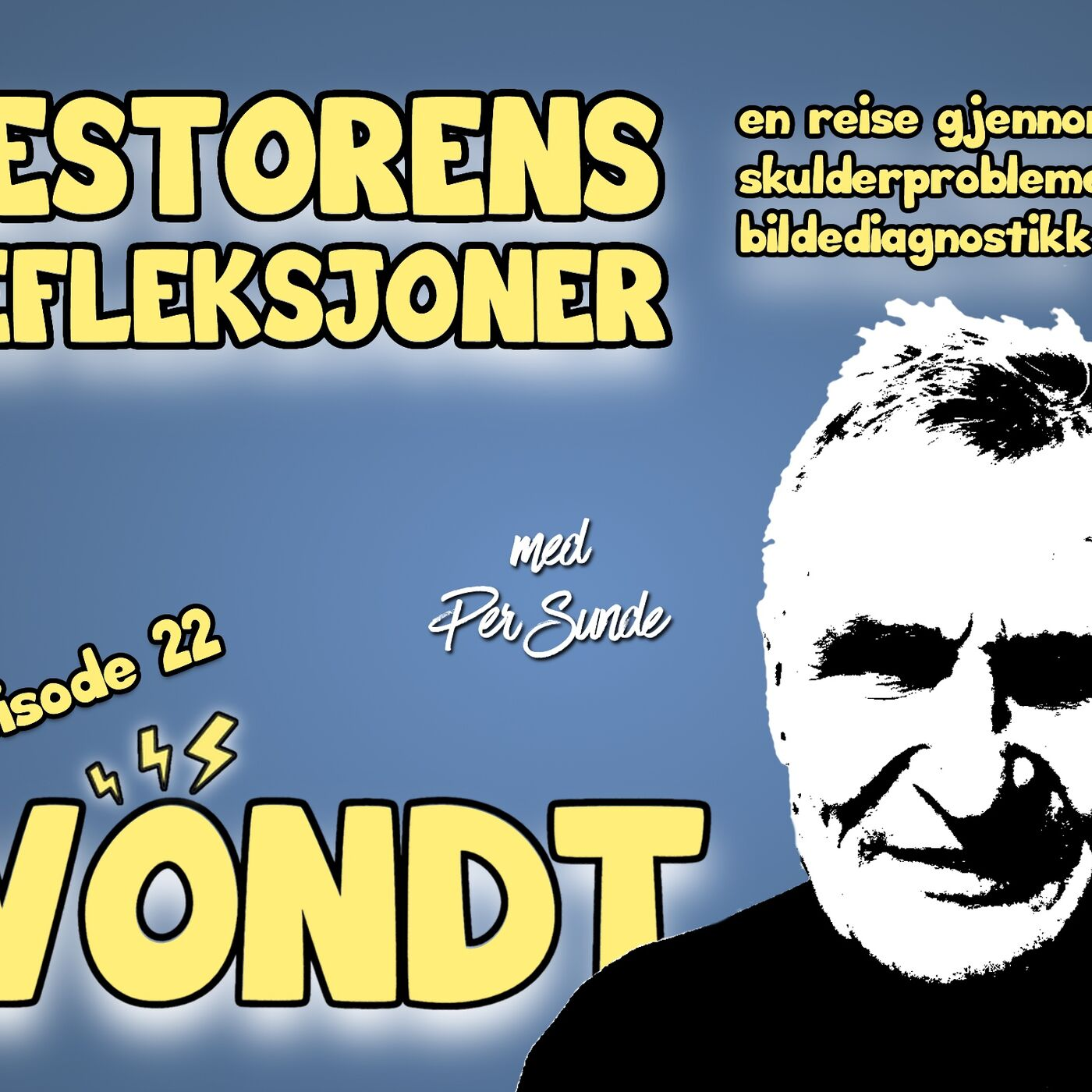 EP 22: Nestorens refleksjoner del 1 - med Per Sunde