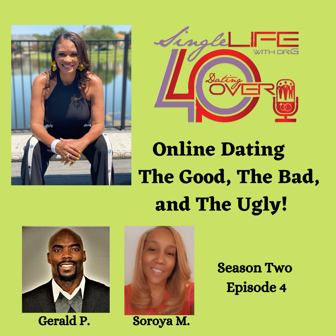 Online Dating - The Good, The Bad, and the Ugly