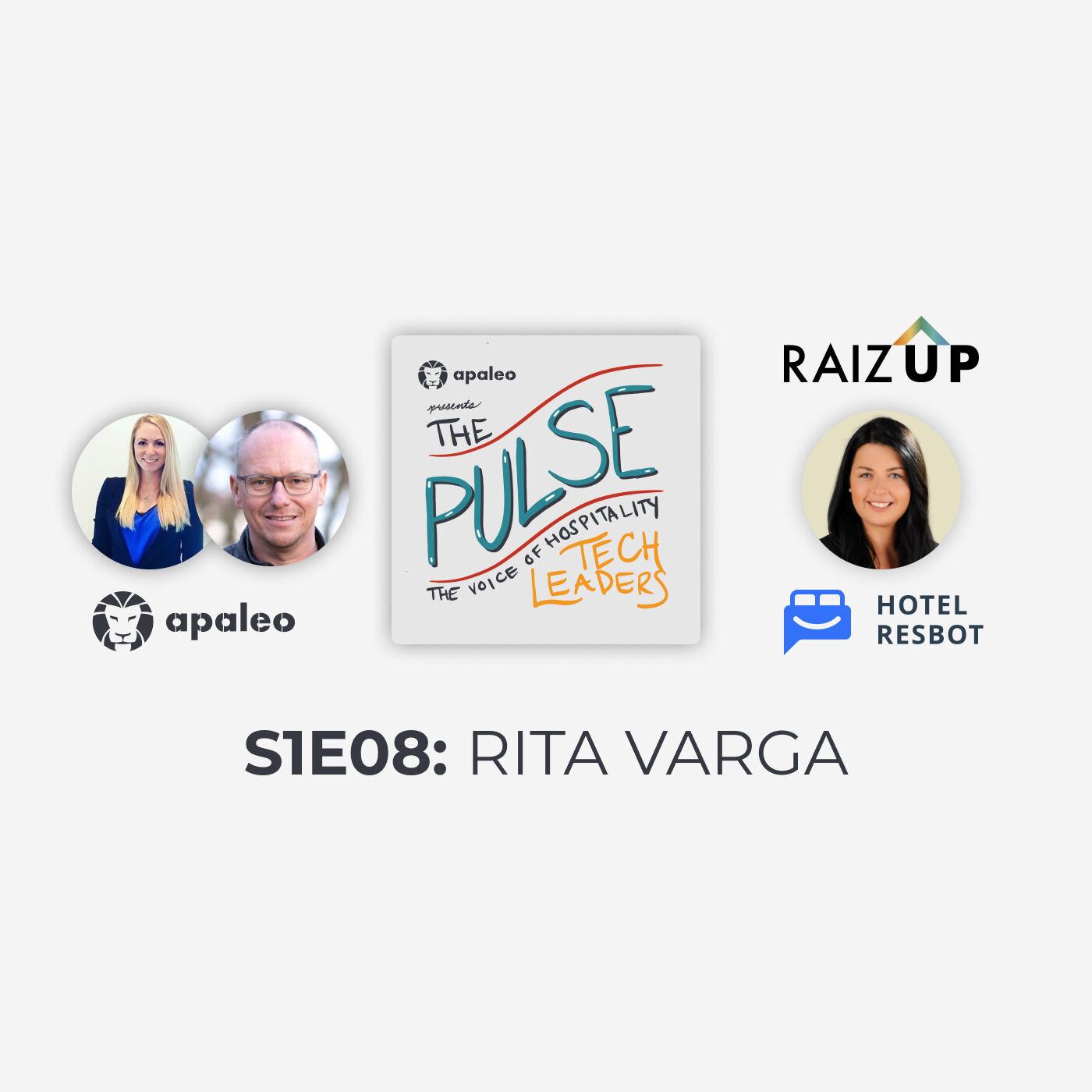 """Diversity in Entrepreneurship & in the Tech Industry"" Raizup's Rita Varga"