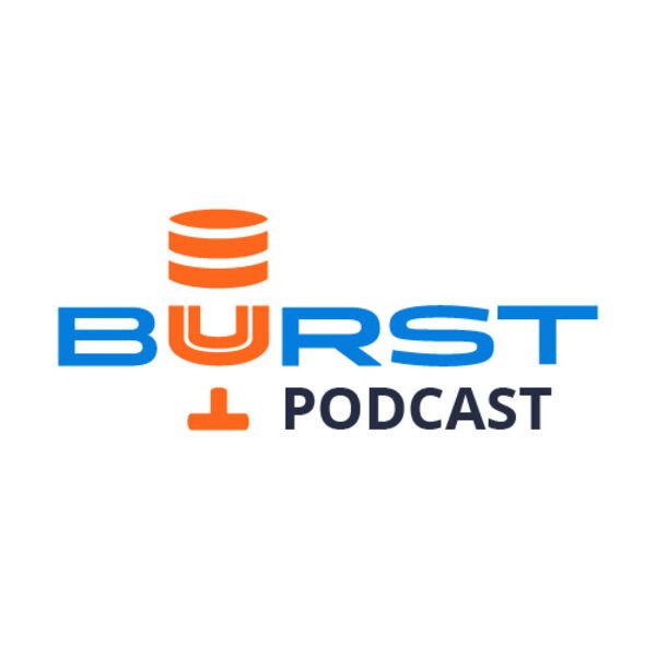 Talkin' Buurst Data Podcast Artwork Image