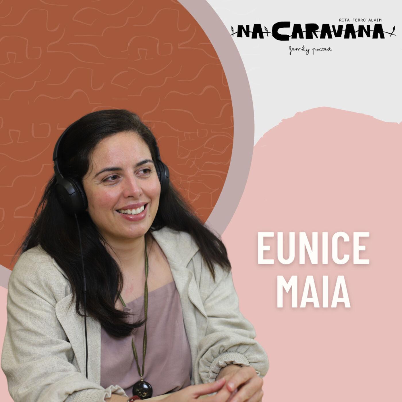 N'A Caravana com Eunice Maia #82 A primeira compra a granel, a amiga Bea johnson e duas lojas
