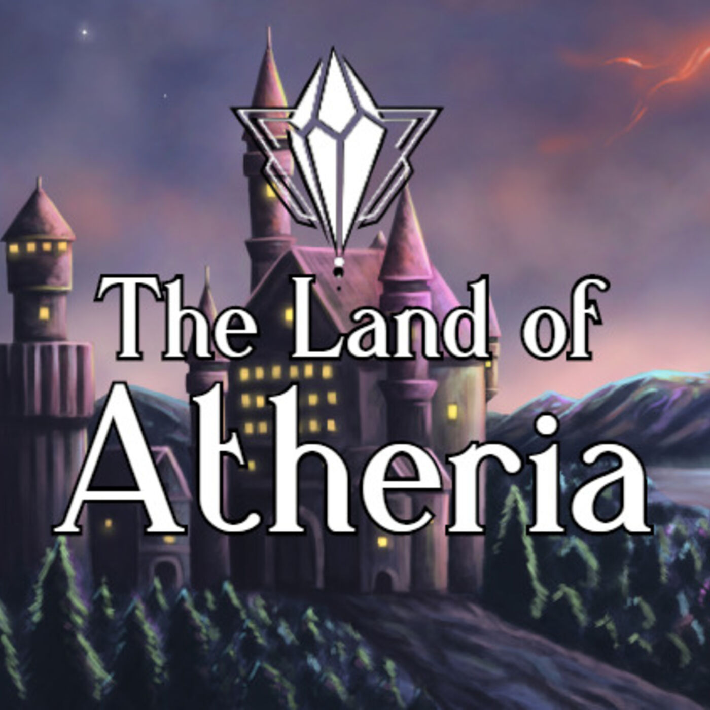 """    The Land of Atheria (beta) "" Podcast"