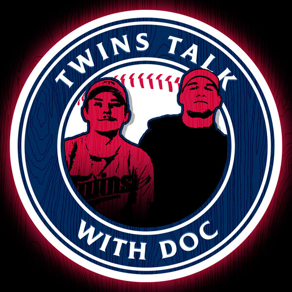 Twins Talk with Doc Podcast Artwork Image